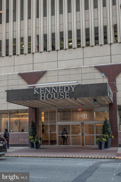 1901 John F Kennedy Blvd UNIT 2423, Philadelphia, PA 19103 - #: PAPH876762