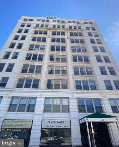 511-19 N Broad Street UNIT 502, Philadelphia, PA 19123 - MLS#: PAPH879702