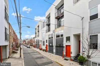 1201 Latona Street UNIT E, Philadelphia, PA 19147 - MLS#: PAPH881840