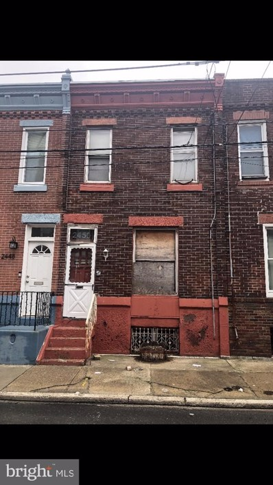 2450 Kimball Street, Philadelphia, PA 19146 - #: PAPH881854