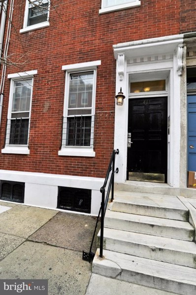 411 S 9TH Street UNIT 1F, Philadelphia, PA 19147 - #: PAPH882452