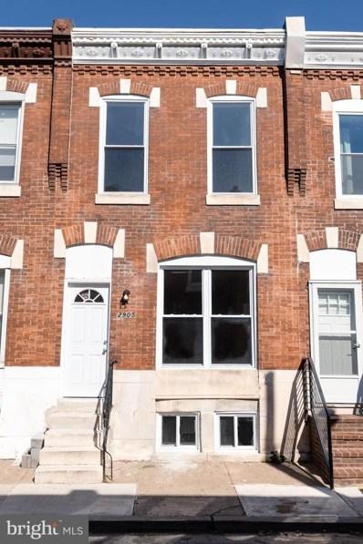 2905 Gerritt Street, Philadelphia, PA 19146 - #: PAPH883830