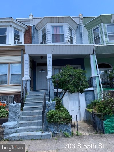 703 S 55TH Street, Philadelphia, PA 19143 - #: PAPH889972