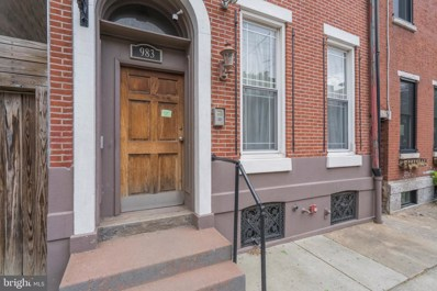 983 N 5TH Street UNIT 3, Philadelphia, PA 19123 - #: PAPH892770