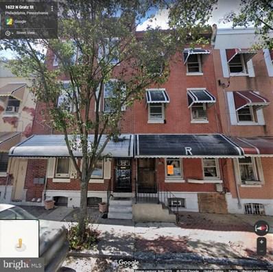 1622 N Gratz Street, Philadelphia, PA 19121 - #: PAPH894822