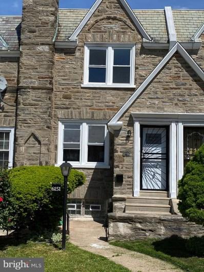 6151 N 16TH Street, Philadelphia, PA 19141 - #: PAPH895406