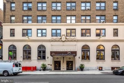 1324 Locust Street UNIT 329, Philadelphia, PA 19107 - MLS#: PAPH895652