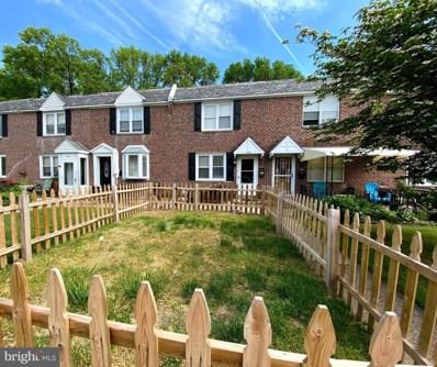 1633 West End Drive, Philadelphia, PA 19151 - MLS#: PAPH896740