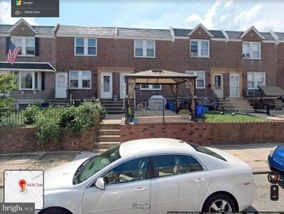 4436 Oakmont Street, Philadelphia, PA 19136 - #: PAPH898200