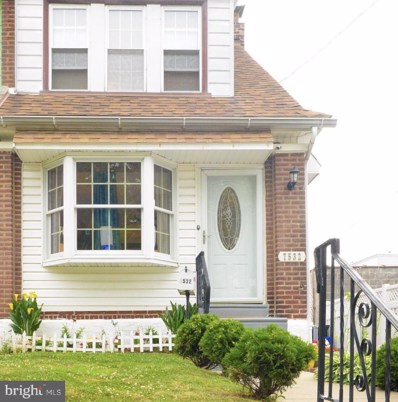 7532 Lawndale Avenue, Philadelphia, PA 19111 - MLS#: PAPH899076