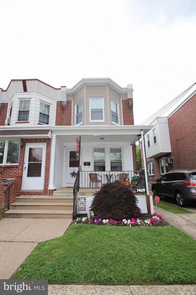 7429 Claridge Street, Philadelphia, PA 19111 - MLS#: PAPH899550