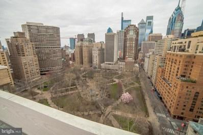1806-18 Rittenhouse Square UNIT 1208, Philadelphia, PA 19103 - MLS#: PAPH899914