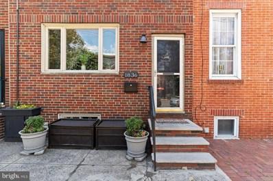 1836 E Moyamensing Avenue, Philadelphia, PA 19148 - #: PAPH902454