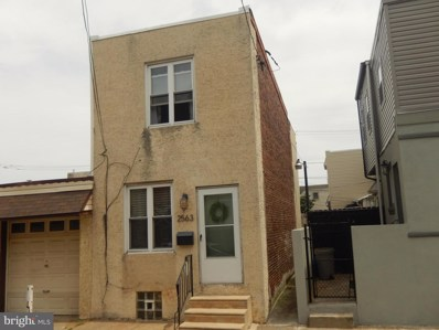 2563 E Auburn Street, Philadelphia, PA 19134 - MLS#: PAPH902584
