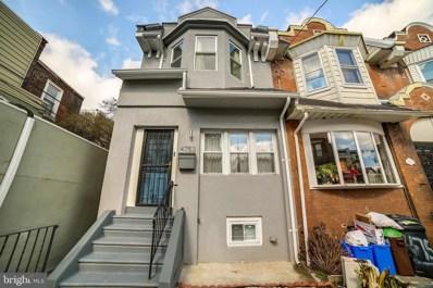 4753 Sansom Street, Philadelphia, PA 19139 - #: PAPH902928