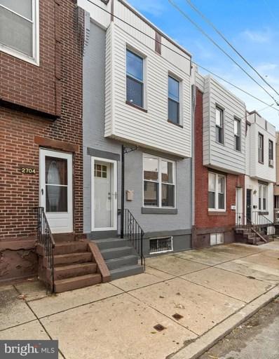 2706 Tasker Street, Philadelphia, PA 19145 - #: PAPH903098