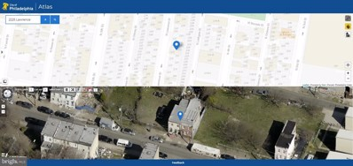2225 N Lawrence Street, Philadelphia, PA 19133 - MLS#: PAPH903932