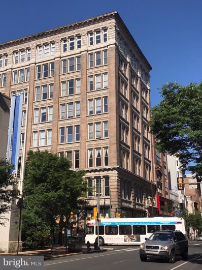 1027-31 Arch Street UNIT 708, Philadelphia, PA 19107 - MLS#: PAPH904114