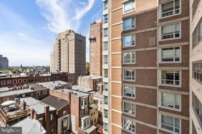 1810 Rittenhouse Square UNIT 807, Philadelphia, PA 19103 - MLS#: PAPH905136