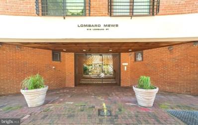 1 Lombard Mews UNIT 1, Philadelphia, PA 19147 - #: PAPH905816
