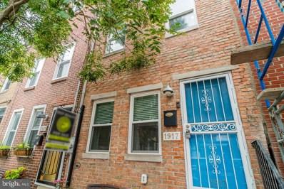 1917 Manton Street, Philadelphia, PA 19146 - MLS#: PAPH906668