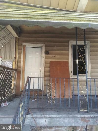 5008 Wakefield Street, Philadelphia, PA 19144 - MLS#: PAPH906682