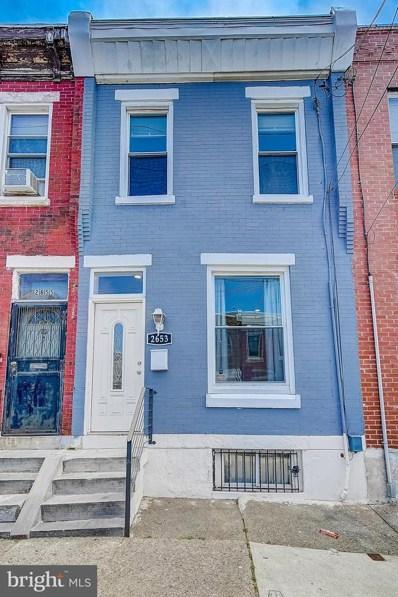 2653 Jasper Street, Philadelphia, PA 19125 - #: PAPH906930