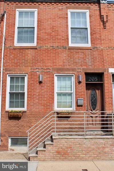 205 McClellan Street, Philadelphia, PA 19148 - #: PAPH906944