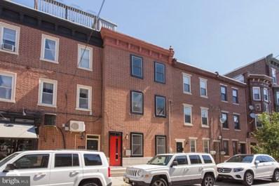 243 Fairmount Avenue, Philadelphia, PA 19123 - MLS#: PAPH907278