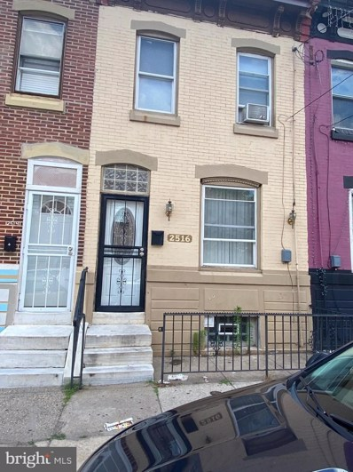 2516 N 4TH Street, Philadelphia, PA 19133 - MLS#: PAPH907706