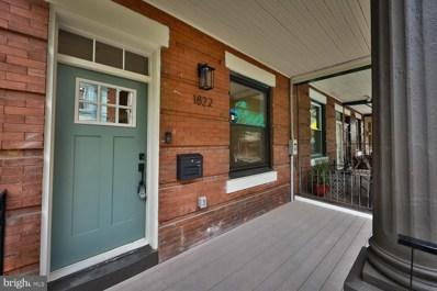 1822 N Natrona Street, Philadelphia, PA 19121 - MLS#: PAPH908296