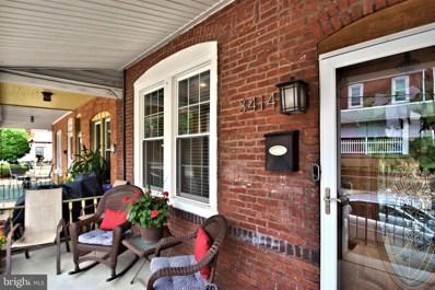 3414 Ainslie Street, Philadelphia, PA 19129 - #: PAPH909610