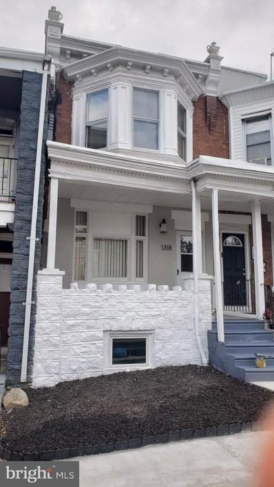 1318 N 61ST Street, Philadelphia, PA 19151 - #: PAPH909816