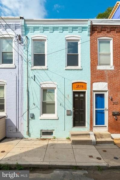 2519 E Gordon Street, Philadelphia, PA 19125 - MLS#: PAPH910284