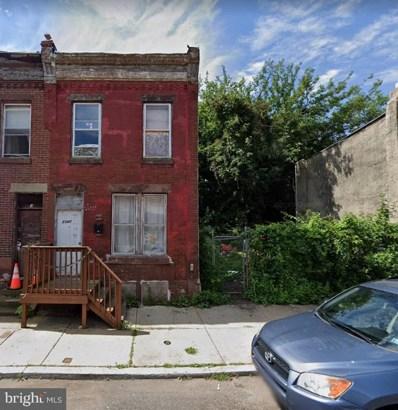 2540 W Oakdale Street, Philadelphia, PA 19132 - MLS#: PAPH910394