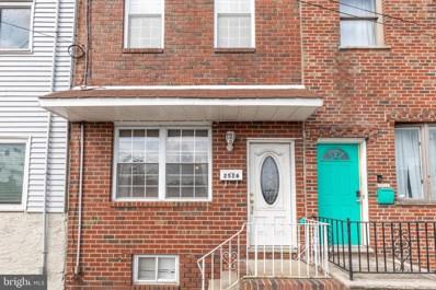 2526 E York Street, Philadelphia, PA 19125 - MLS#: PAPH913492