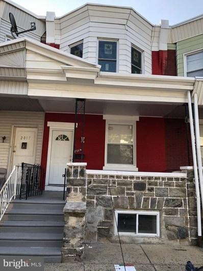 2019 Wilmot Street, Philadelphia, PA 19124 - MLS#: PAPH915416