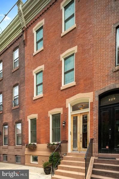 831 N 24TH Street, Philadelphia, PA 19130 - #: PAPH916606