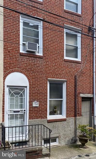 745 S Mildred Street, Philadelphia, PA 19147 - #: PAPH917316