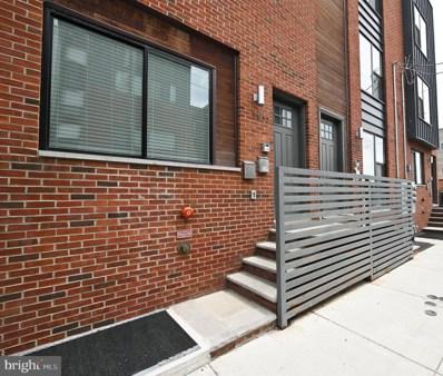 1911 E Hagert Street UNIT 1, Philadelphia, PA 19125 - MLS#: PAPH917558