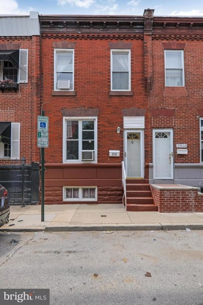 2518 S Carlisle Street, Philadelphia, PA 19145 - #: PAPH917578