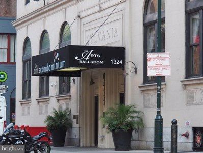1324 Locust Street UNIT 422, Philadelphia, PA 19107 - #: PAPH917716