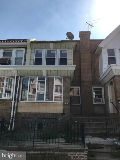 4764 Loring St, Philadelphia, PA 19136 - MLS#: PAPH921254