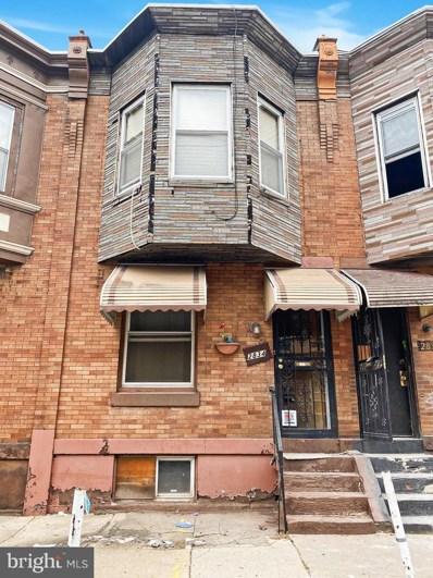 2834 N Stillman Street, Philadelphia, PA 19132 - #: PAPH921898