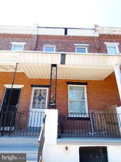 940 N 66TH Street, Philadelphia, PA 19151 - #: PAPH922990