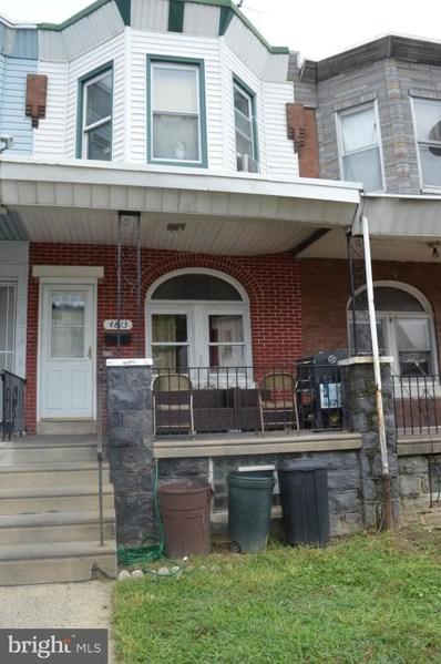 4813 N Palethorp Street, Philadelphia, PA 19120 - #: PAPH924280