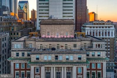 1600-18 Arch Street UNIT 1917, Philadelphia, PA 19103 - MLS#: PAPH924784