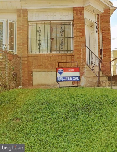 6648 N 18TH Street, Philadelphia, PA 19126 - MLS#: PAPH925162