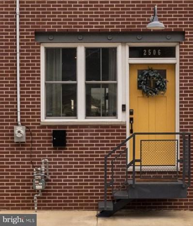 2506 Coral Street, Philadelphia, PA 19125 - MLS#: PAPH925800