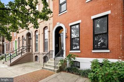 1826 Green Street UNIT 1F, Philadelphia, PA 19130 - MLS#: PAPH927490